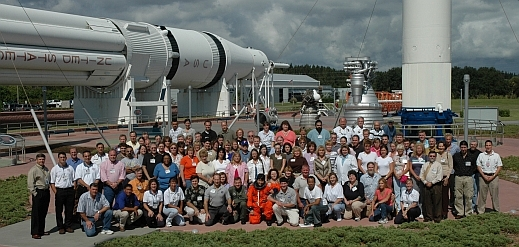 NASA Training Group Picture